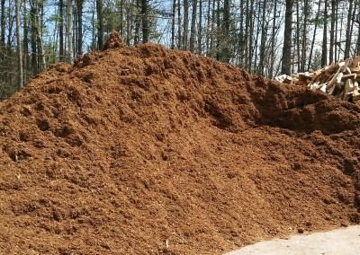 Dark Aged Bark Mulch