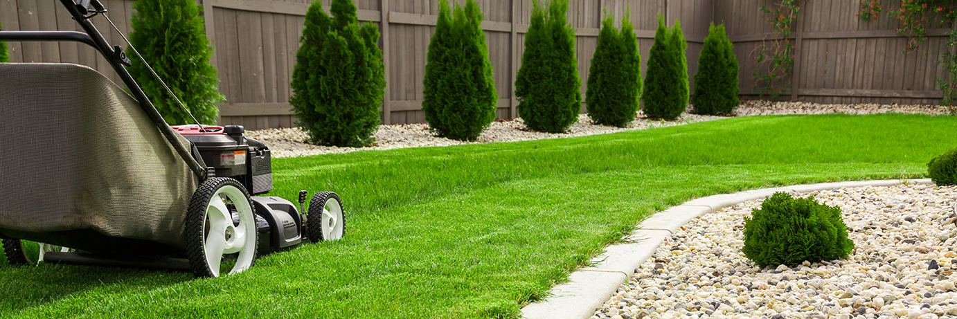 Lakeview Materials provides quality landscape maintenance - Home - Lakeview Materials & Trucking, LLC